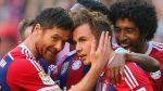 Bayern Múnich aplastó 6-0 al Werder Bremen por la Bundesliga - Noticias de xabi alonso