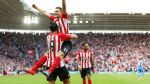 Paliza histórica: Southampton goleó 8-0 al Sunderland - Noticias de santiago vergini