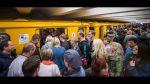 Huelga de trenes afectó a millones de personas en Alemania - Noticias de huelga