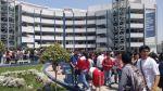 Alerta por amenaza de bomba en sede de universidad de Chimbote - Noticias de policía nacional del perú