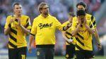 La frustración del técnico Jürgen Klopp en toda la Bundesliga - Noticias de fútbol alemán