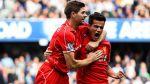 Liverpool derrotó 3-2 al Queens Park Rangers con dos autogoles - Noticias de steven caulker