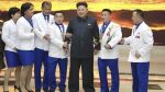 Kim Jong Un se luce en homenaje a atletas en nueva aparición - Noticias de kim hyun joong
