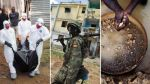 Tres países castigados por guerras, el ébola y la indiferencia - Noticias de tasa de mortalidad
