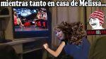 Los memes del reencuentro de Milett Figueroa y Guty Carrera - Noticias de memes del día