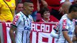 Así fue el golazo de Paolo Guerrero ante Inter de Porto Alegre - Noticias de paolo guerrero