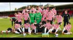 La peor foto oficial de un equipo de fútbol profesional - Noticias de accidentes