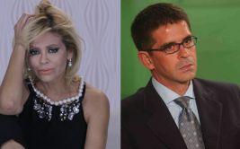 Gisela Valcárcel habló de su encuentro con su ex Javier Carmona