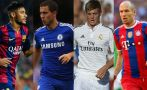 Champions League: mira la programación para esta semana