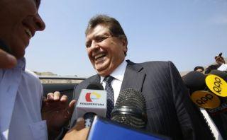 """García: """"Humala no va a comisión OLM porque cometería perjurio"""""""