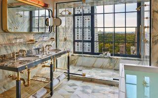 Conoce los hoteles con los baños más lujosos