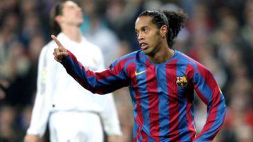 Ronaldinho y el día en que el Bernabéu se rindió ante su magia