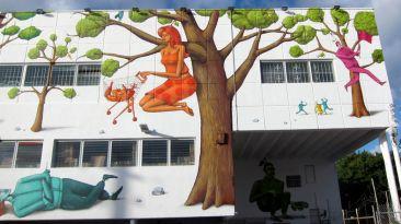 Conoce Wynwood, el barrio más artístico y bohemio de Miami
