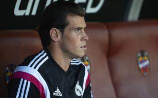 Bale descartado ante Liverpool podría perderse el clásico