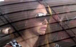 Melissa Loza evitó hablar del encuentro de Guty y Milett