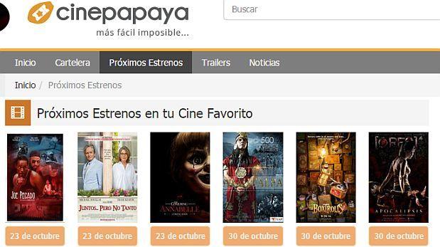 Estadounidense Fandango confirma compra de Cinepapaya
