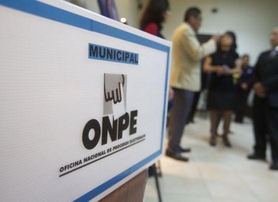 ONPE: 64 de 300 agrupaciones rindieron cuentas tras elecciones