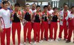 Gimnasia peruana logró récord histórico en Sudamericano
