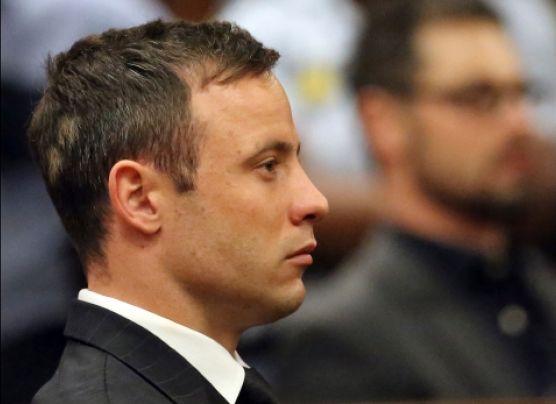 Pistorius fue condenado a 5 años de cárcel por matar a su novia