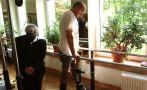 Hombre recibe células olfativas en su médula y vuelve a caminar