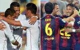 Real Madrid-Barza: hora y canales que transmite el clásico