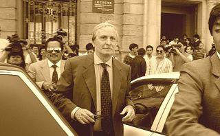 Sergio Siragusa: El escándalo que persiguió a García en los 90