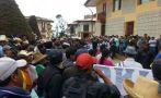 Piura: 7 comuneros de Ayabaca fueron detenidos por protestas