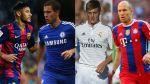 Champions League: mira la programación para esta semana - Noticias de