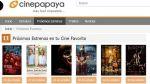 Startup peruana Cine Papaya está valuada en casi US$7 millones - Noticias de bolivia