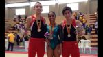 Gimnasia peruana logró récord histórico en Sudamericano - Noticias de sudamericano
