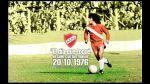Hace 38 años de Diego Maradona debutó en Primera con Argentinos - Noticias de