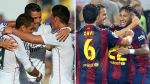 Real Madrid-Barza: hora y canales que transmite el clásico - Noticias de hora peruana