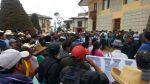 Piura: 7 comuneros de Ayabaca fueron detenidos por protestas - Noticias de elecciones municipales 2014