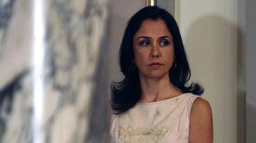 "Nadine le responde a López Meneses: ""Evidentemente miente"""
