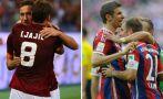 Roma vs. Bayern Múnich: sigue EN VIVO la previa del partido