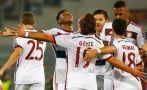 MINUTO A MINUTO: Bayern golea 5-0 a la Roma