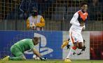 Luiz Adriano, el brasileño que batió tres récords en 45 minutos