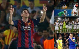 Champions League: entérate qué récords se batieron hoy