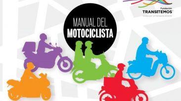 """Transitemos y Crosland presentan """"Manual del Motociclista"""""""