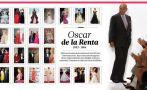 Oscar de la Renta: 22 vestidos para no olvidar al diseñador
