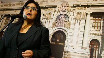 Jara pidió a ministros no hablar más sobre Caso López Meneses