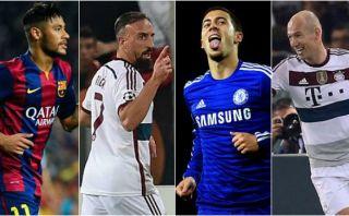 VOTA: elige el mejor gol de la Champions de la jornada de hoy