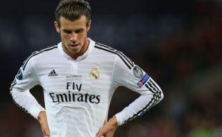 Gareth Bale quedó descartado para el clásico frente a Barcelona