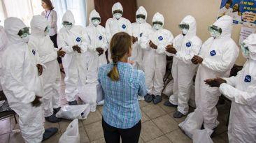 El ébola y la irracionalidad humana, por Liuba Kogan
