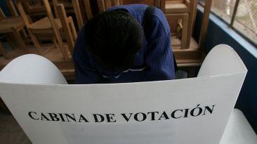 Voto golondrino: Reniec denunciará a más de 11 mil sospechosos