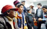 Cinco ronderos de Cajamarca fueron recluidos en cárcel