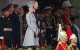 Kate Middleton reapareció después del anuncio de su embarazo