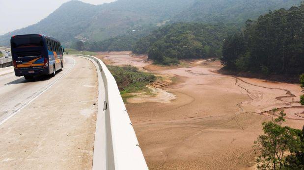 Brasil: Se agrava crisis por sequía en Sao Paulo