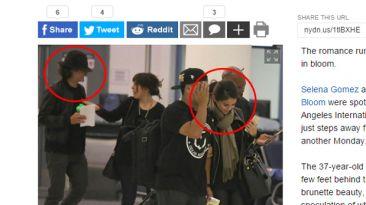 Selena Gómez y Orlando Bloom, ¿juntos otra vez?