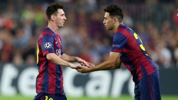 Lo que dijo Messi sobre su supuesta condición de insustituible
